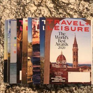 Travel + Leisure Magazines